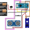 Arduino দিয়ে Auto Hand Sanitizer Spray তৈরি